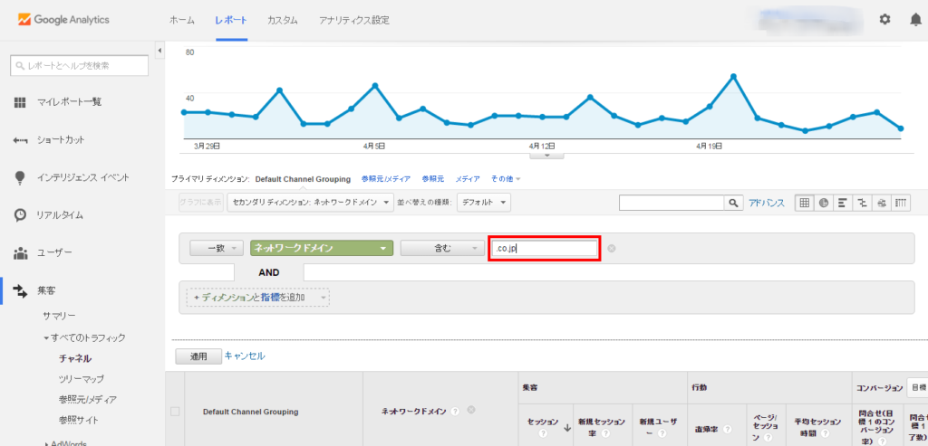 Google Analytics,アクセスログ解析,BtoB,ウェブコンサルティング,WEBコンサルティング,東京,日本文化創出株式会社